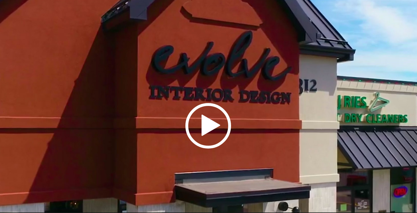 youtube video screenshot of evovle interior design on home ideas